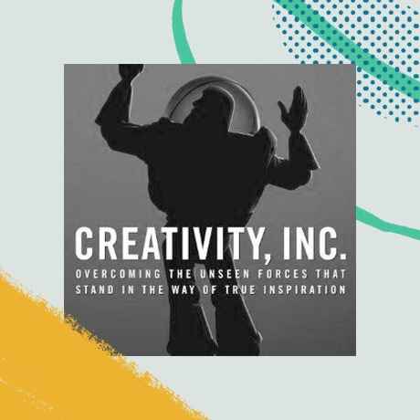 creativity inc book cover