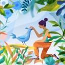finding bird