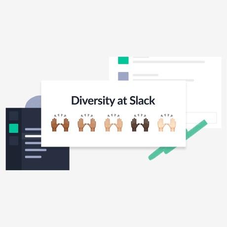 diversity at Slack