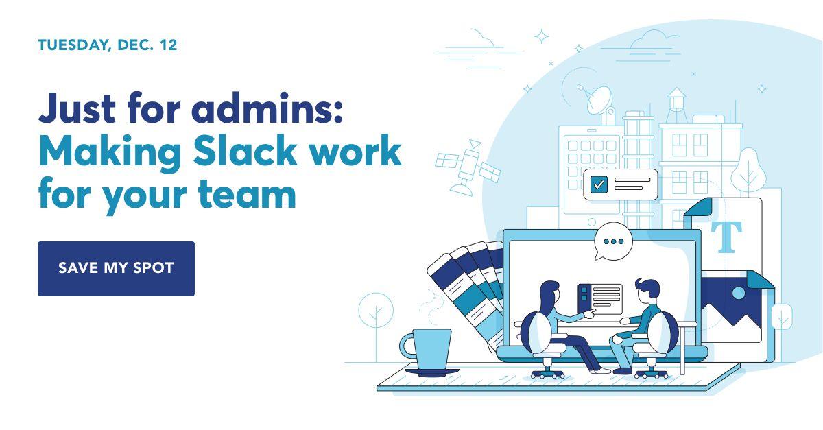 Slack for Admins