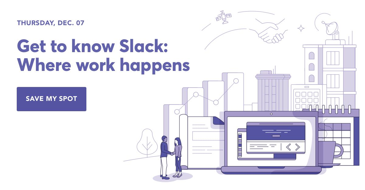 Slack for New Teams