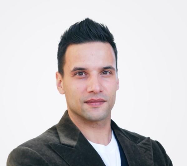Executive Director Branislav Henselmann
