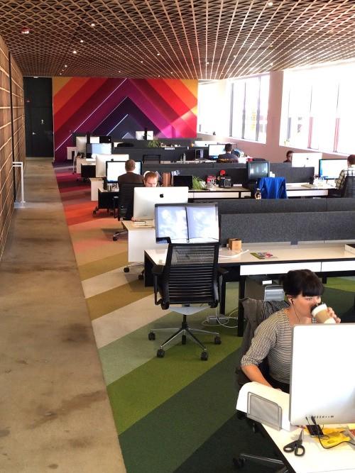 Panic office space
