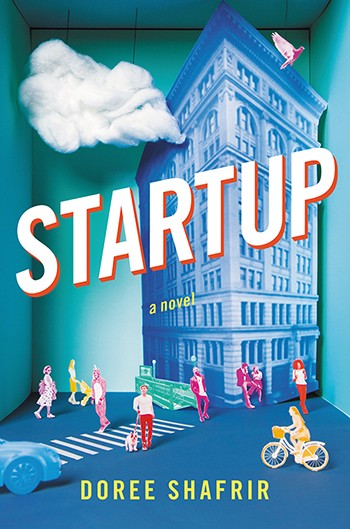 Startup book cover