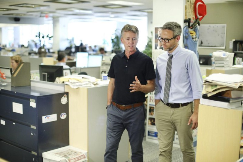 Toronto Star newsroom