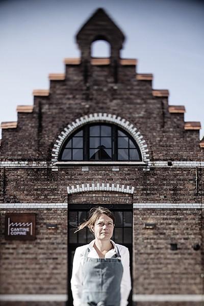 Chef Karen Keygnaert