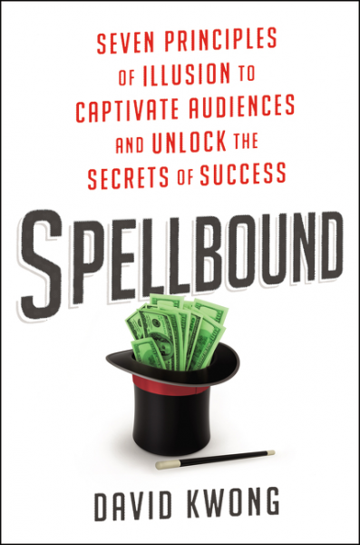 Spellbound book cover