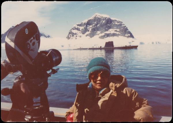 Adilman in Antarctica