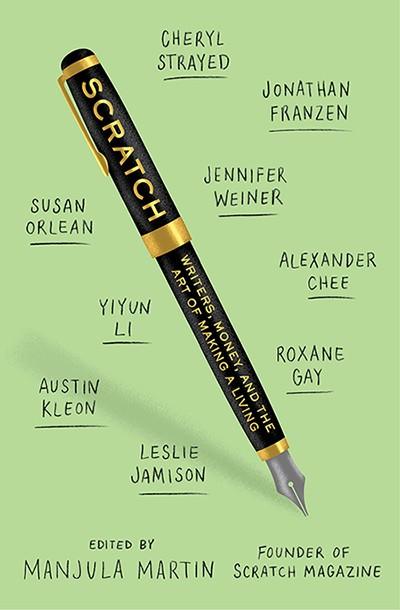 Scratch book cover