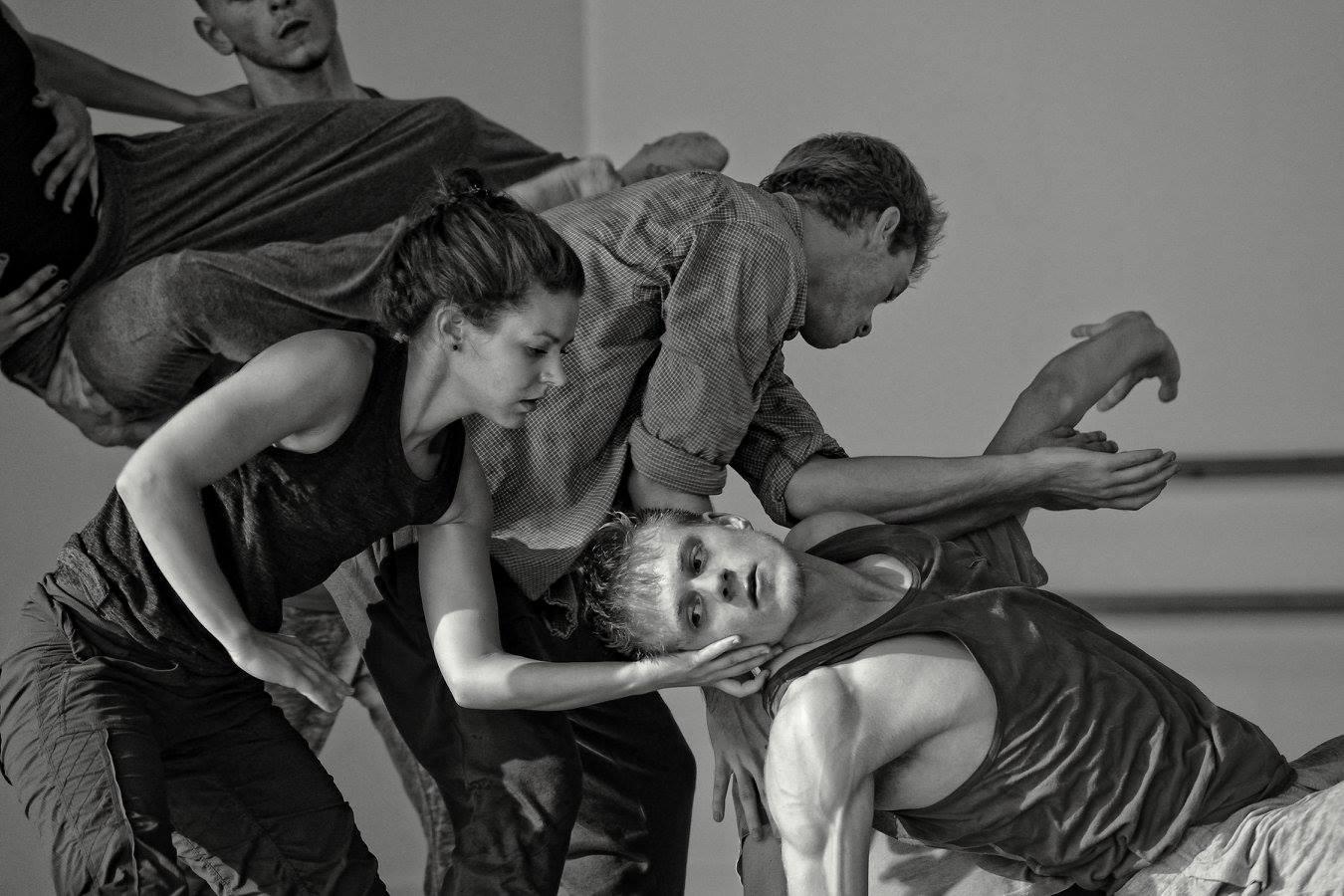 Ballet BC dancers