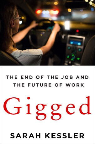 Cover of Gigged book image