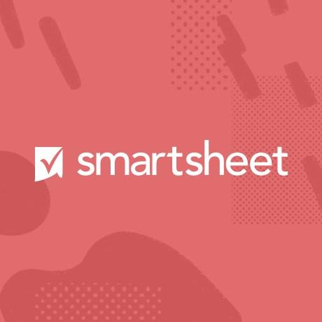 Smartsheet hero image