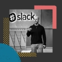 Organizational behavior expert Adam Grant speaks at Slack Frontiers 2018