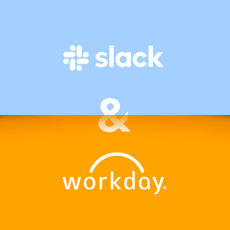 Slack and Workday integration announcement