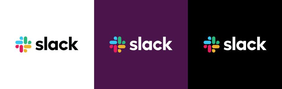 Slack logo redesign