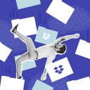 dropbox knowledge management system hero