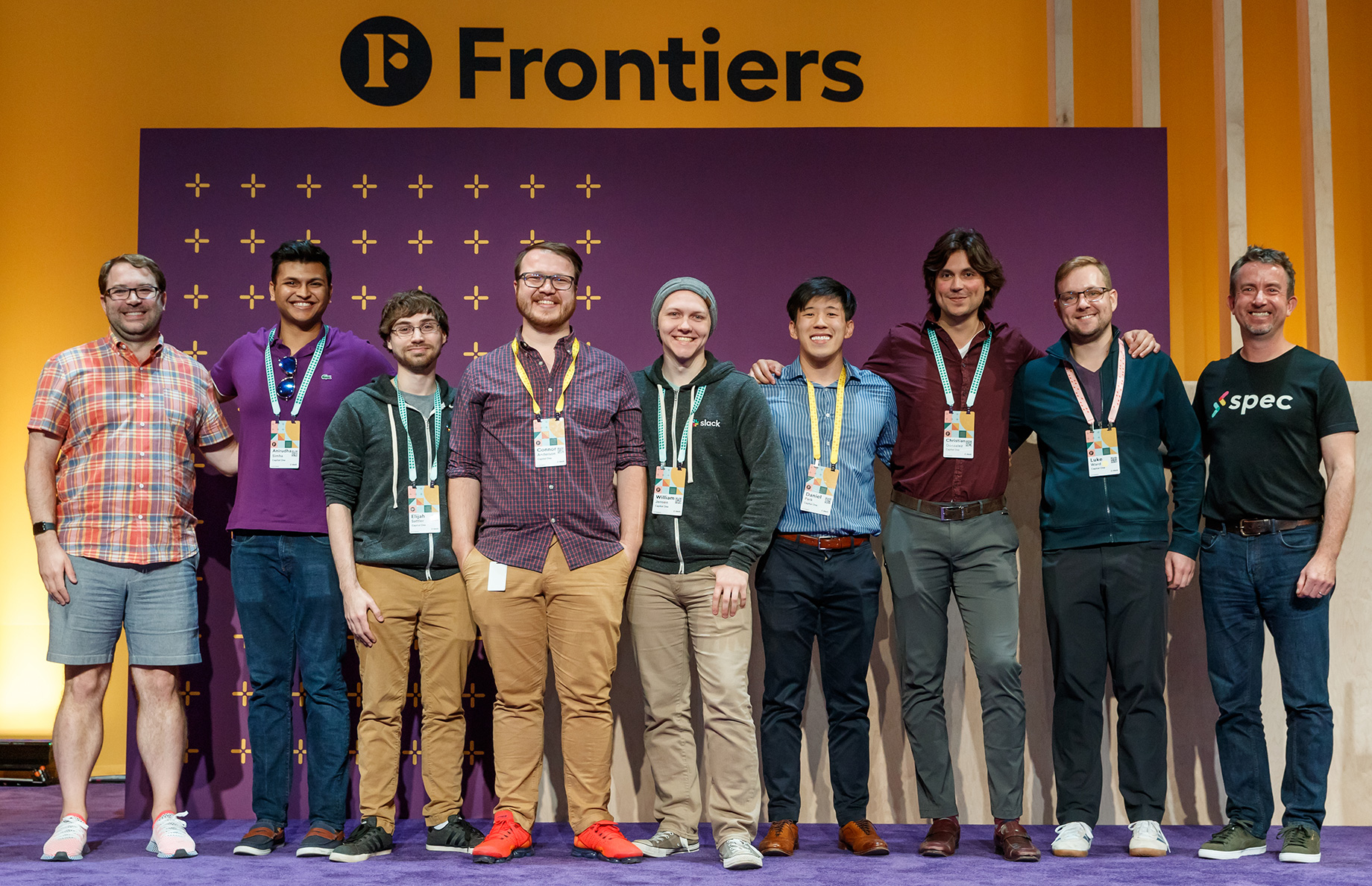 slackathon frontiers 2019 capital one winners