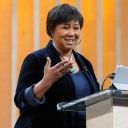 mae jemison discusses great teamwork at slack frontiers