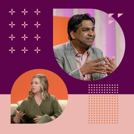 Wayfair's Kristin Geyer and Ford's Rahul Singh discuss executive communications at Slack's 2019 Frontiers conference.