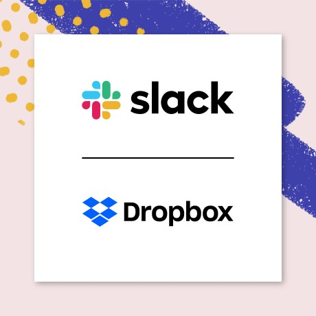 An update on the partnership between Dropbox and Slack
