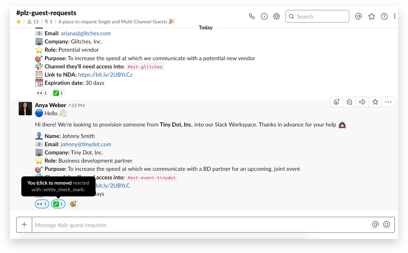 Managing Slack at scale: How to streamline guest access