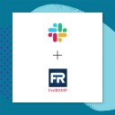 Slack and FedRAMP Logo