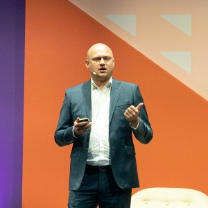 david pavlik cio kiwi slack frontiers london 2019