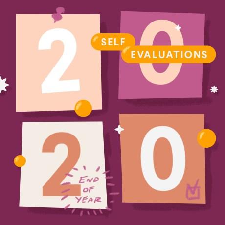 employee self-evaluation 2020 hero