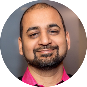 Anil Dash, CEO of Glitch