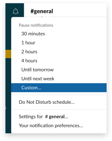 How to customize notifications in Slack | The Official Slack